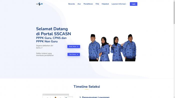Cara Cek Daftar Instansi Dan Formasi Cpns 2021 Di Sscasn Bkn Go Id Artikel Klik Adzkia