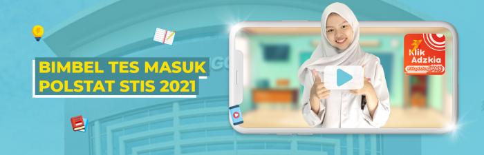 Thumbnail Bimbel Tes Masuk Polstat STIS  2021